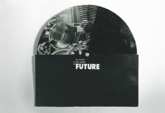 Courchesne, Luc. 1983. «Past Future Wheel»