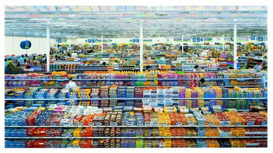 Gursky, Andreas. 1999. «99 Cents»