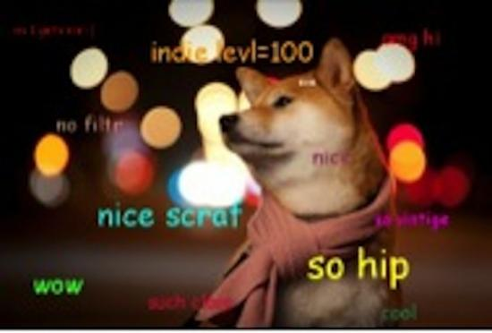 "Unknown author, Unknown year. ""Doge macro"""