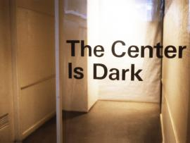 Courchesne, Luc. 1982. «The Center Is Dark [2]»