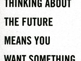 Coupland, Douglas. 1998. «Thinking Future»